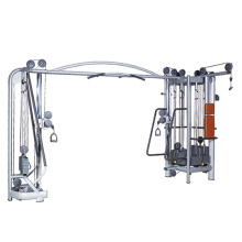 5 Station Multi Jungle Commercial Gym Equipment