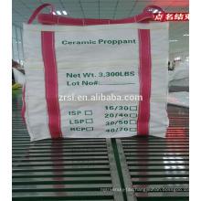 Polypropylene super sack container bag 1000kg,1500kg for sand,cement,garbage,chemical etcPH20