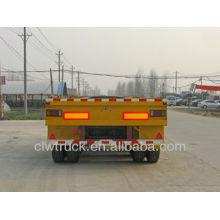 50 tons 3axle container transport semi trailertrailer