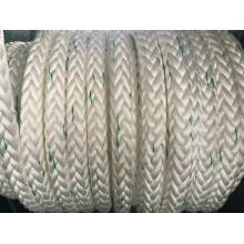 12-Strand Mooring Rope PP Rope Polyester Rope Nylon Rope