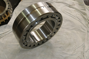 Mesin Metalurgi Bearing 23940 CA / W33