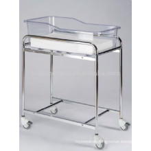Medical Stainless steel Baby Crib