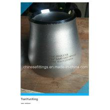 Aço Inoxidável ASTM B16.9 310S Pipe Fittings Reducer