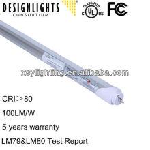 3/5 лет гарантированности t8 ul и dlc перечисленные пробка водить свет 22w 1200mm светлая пробка водить