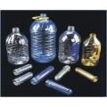 Fabrik Preis halbautomatische PET Kunststoff Flasche Blasformmaschine Gebrauch für 100ml bis 6000ml