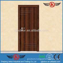 JK-W9043 Best Selling Single Wooden Door Design