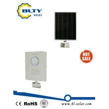 8W Intergrated luz de calle solar