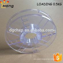 plastic spools bobbin for 0.5kg filament