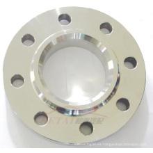 Accesorios y bridas de tubería de acero inoxidable Dn100 Dn125