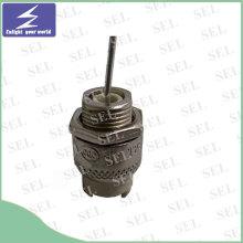 Porte-lampe en céramique R7s avec VDE