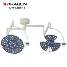 Lampe médicale d'ombre de lumière d'examen de l'équipement médical LED