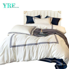 Made in China Luxury Hotel Bedding Set Cotton King Double Bed Duvet Cover Bedsheet Set