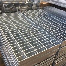 Grade de aço de drenagem de aço galvanizado suave / tampa de grade