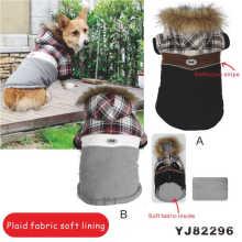 China fabricante de ropa de perro de lujo (YJ82296)