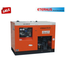 25kw 25kVA Water Cooling High Speed Engine Three Phases Silent Generator Diesel (SHT30D)
