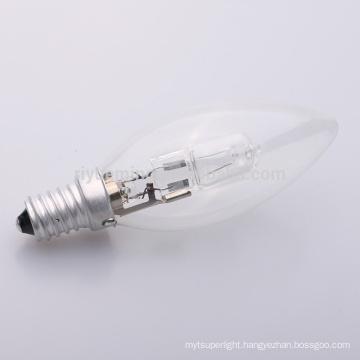 Dimmable Energy Saving Low Energy C35 Halogen Lamps E14 Spot light bulb
