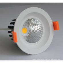 Ra80/90+ 30degree Reflector Hole 75mm COB LED Downlight