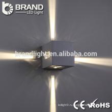 Хорошее качество 4 боковых огня настенные светодиодные настенные светильники, современные светодиодные настенные лампы