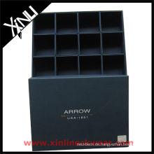 Krawatte Display Boxen