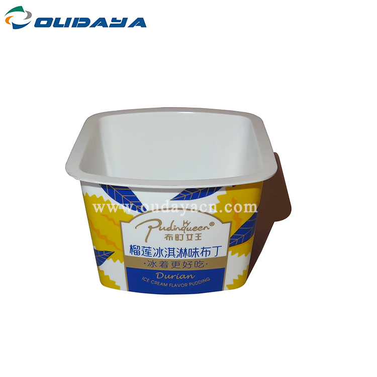 Yoghurt Container