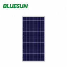 Bluesun 25 años de garantía pv paneles solares polivinílicos 340w 330 wp 320 vatios precio del panel solar para el sistema doméstico