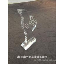 High Clear Acrylic Trophy Cup, Trophy Award, Sports Award