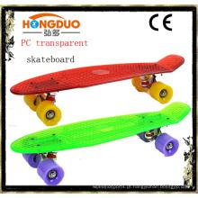 22 * 6 polegadas drift board Bearing ABEC-7 skateboard