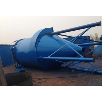 LHF series rotary back blowing bag filter