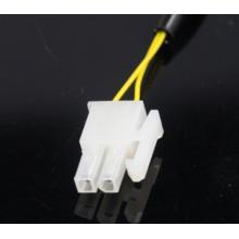 Fiche de circuit pour viscosimètre