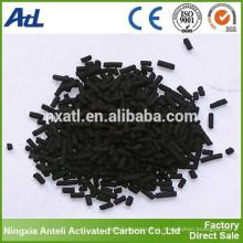 Pellet de carbón activado con precio barato