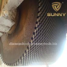 1200mm Diamond Multi Saw Blade for 60mm Slab Cutting (SY-MB)