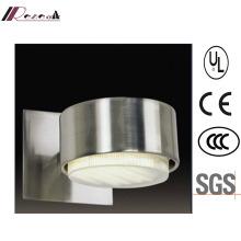 Modern Steel Bedside LED 7W Wall Lamp for Hotel