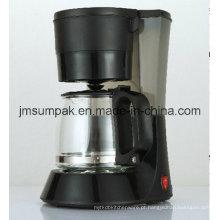 Máquina de café elétrica do gotejamento