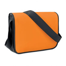 Custom Cheap Non Woven Single Strap Promotional shoulder bag, Eco Messager Bag