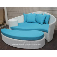 Wicker Outdoor Furniture Patio Outdoor Daybed