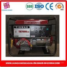 Tigmax Th7000dxe (ELEMAX FACE) Benzin Generatoren 5kw für Stromversorgung