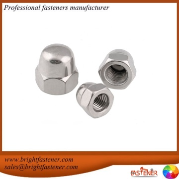 DIN1587 Hex Domed Cap Nuts High Type