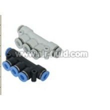 APKG sucursal Triple Unión accesorios de aire neumática