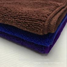 Микрофибра длинный-короткий чистки ворса полотенце
