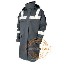 Long Style Waterproof Parka Adopting Waterproof Breathable Dryvin Fabric Uniform