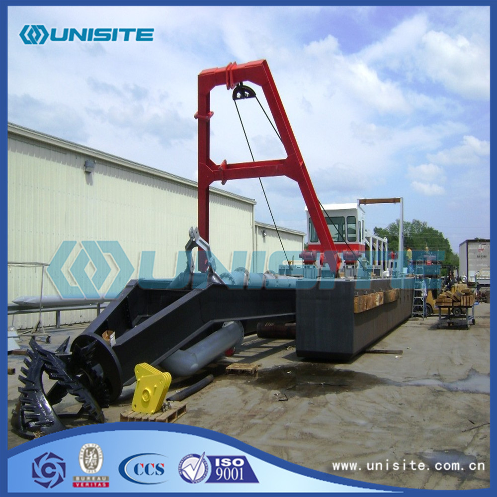 Customized Cutter Dredge Head Design price