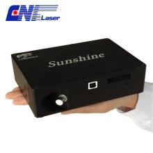 Espectrômetro óptico de alta sensibilidade com fácil operação