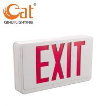 Intelligente LED-Notausgangsschild-Brandschutzbeleuchtung