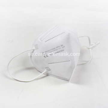 Ear Loop Protecive Folded Mask FFP3 NR CE