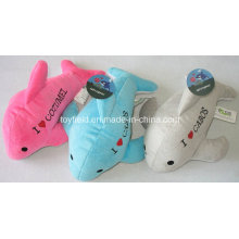Brinquedo de pelúcia pelúcia animal de mar recheado brinquedo de pelúcia