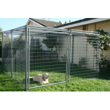 welded wire dog kennel and runs