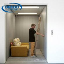 Elevador de mercancías de carga de elevación de carga
