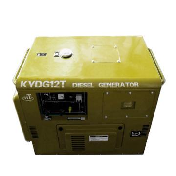 Gerador Diesel de duplo cilindro