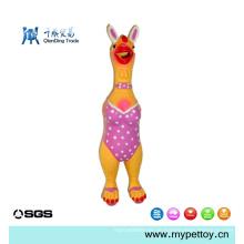 Brinquedo de látex para animais de estimação que está vendendo muito bem