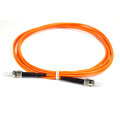 ST a ST OM4 Simplex Patch Cord